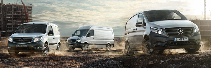 Mercedes-Benz Approved Used Vans